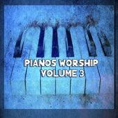 Pianos Worship Volume 3 de Saymon Cleiton