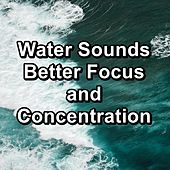 Water Sounds Better Focus and Concentration von Sea Waves Sounds