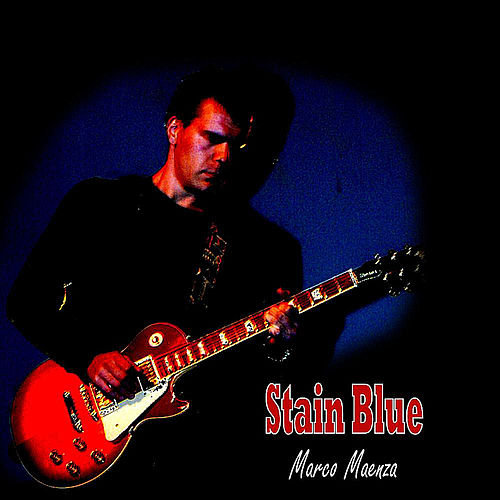 Stain Blue by Marco Maenza