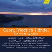 Handel: Sacred Works von Various Artists