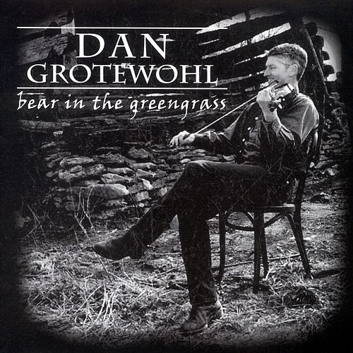 Bear In The Greengrass by Dan Grotewohl