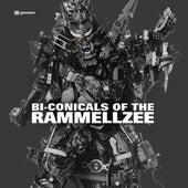The Bi-Conicals of the Rammellzee by Rammellzee