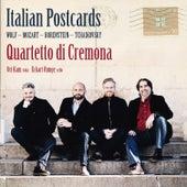 Italian Postcards: Wolf – Mozart – Borenstein – Tchaikovsky de Quartetto di Cremona