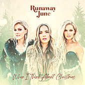 When I Think About Christmas - EP by Runaway June