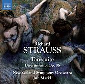 R. Strauss: Tanzsuite & Divertimento aus Klavierstücken von François Couperin by New Zealand Symphony Orchestra