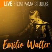 Live at Pama Studios de Emilio Walter