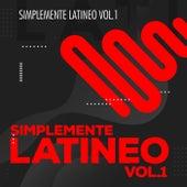 Simplemente Latineo Vol 1 von Various Artists