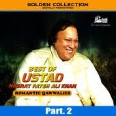 Best of Ustad Nusrat Fateh Ali Khan (Romantic Qawwalies) Pt. 2 by Nusrat Fateh Ali Khan