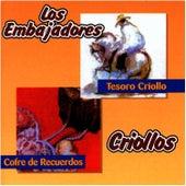 Tesoro Criollo. Cofre de Recuerdos de Los embajadores criollos