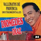 Vallenatos de Provincia Instrumentales Diomedes Díaz de Varios Artistas