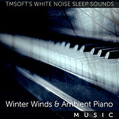 Winter Winds and Ambient Piano Music by Tmsoft's White Noise Sleep Sounds