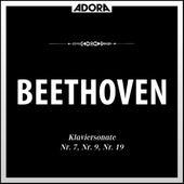 Beethoven: Klaviersonaten No. 7, 9 u. 10 von Alfred Brendel