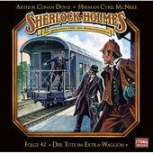 Folge 42: Der Tote im Extra-Waggon von Sherlock Holmes - Die geheimen Fälle des Meisterdetektivs