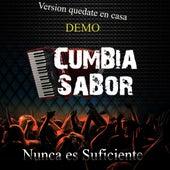 Nunca Es Suficiente (Cover) de Cumbia SaBor