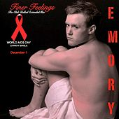 Finer Feelings (The Club Ballad Extended Mix) - World Aids Day Charity - Single von Emory