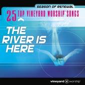 25 Top Vineyard Worship Songs: The River Is Here (Live) by Vineyard Worship