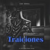 Traiciones de Tony Berroa