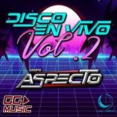 Disco En Vivo, Vol. 2 by Grupo Aspecto