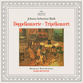 Bach: Concerto BWV 1055R, Double Concertos BWV 1043, 1060, 1060R, Triple Concerto BWV 1064R von Munich Bach Orchestra