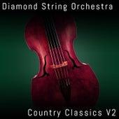 Country Classics, Vol. 2 de Diamond String Orchestra