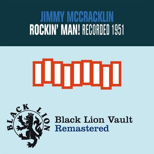 Rockin' Man! by Jimmy McCracklin