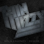 Rock Legends (Deluxe) de Thin Lizzy