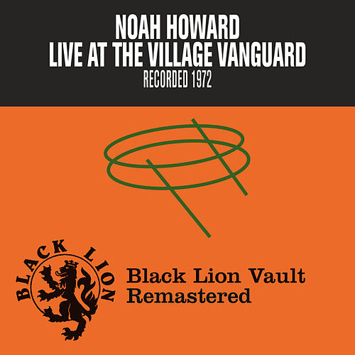 Live at The Village Vanguard by Noah Howard