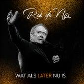 Wat Als Later Nu Is van Rob De Nijs