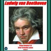 Beethoven: Piano Sonatas 4-6 by Artur Schnabel