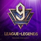 League Of Legends 9th Anniversary (Music from the LPL Summer Finals 2020) von IceX
