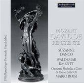 Mozart: Davidde penitente, K. 469 (Live) de Various Artists