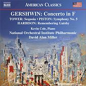 Gershwin, Harbison, Tower & Piston: Orchestral Works by National Orchestral Institute Philharmonic