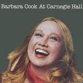 Barbara Cook At Carnegie Hall by Barbara Cook