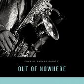 Out Of Nowhere von Charlie Parker