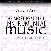 The Most Beautiful Instrumental Music Vol 3 by Various Artists