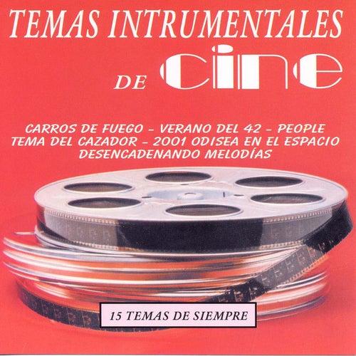 Temas Instrumentales de Cine by Various Artists
