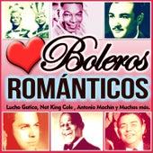 Boleros Románticos by Various Artists