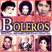 Boleros Ellas. Vol.1 by Various Artists