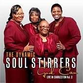 God Can: Live in Charleston, Vol. 2 by The Dynamic Soul Stirrers