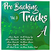Pro Backing Tracks A, Vol.9 by Pop Music Workshop