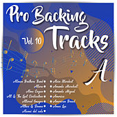 Pro Backing Tracks A, Vol.10 by Pop Music Workshop