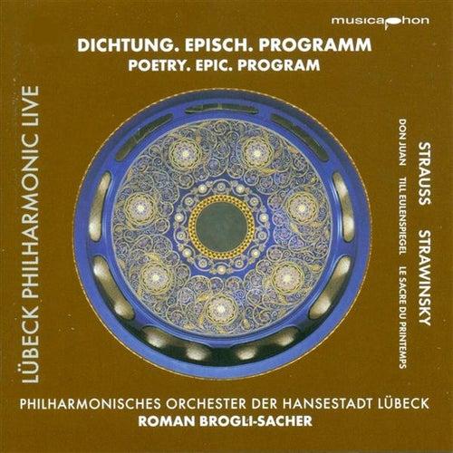 Stravinsky, I.: Rite of Spring / Strauss, R.: Don Juan / Till Eulenspiegels Lustige Streiche by Roman Brogli-Sacher