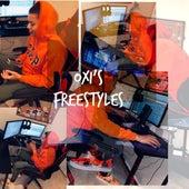Oxi's Freestyles von Oxidize