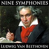 9 Symphonies - Ludwig Van Beethoven by Otto Klemperer
