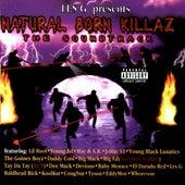 Les-G Presents: Natural Born Killa'z The SoundTrack by Various Artists