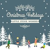 Christmas Holidays with Little Stevie Wonder de Stevie Wonder