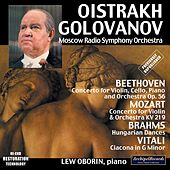 Mozart, Beethoven & Others: Works for Violin by David Oistrakh