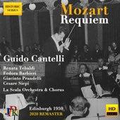 Mozart: Requiem in D Minor, K. 626 (Remastered 2020) von Renata Tebaldi