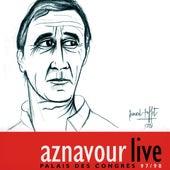 Palais des Congrès 97/98 de Charles Aznavour