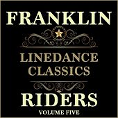 Linedance Classics, Volume 5 de Franklin Riders